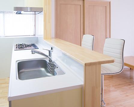 日置市 T様邸/工事内容:キッチン改修工事