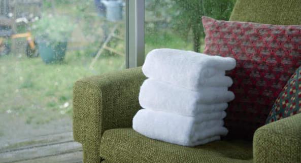 乾太梅雨タオル洗濯イメージ