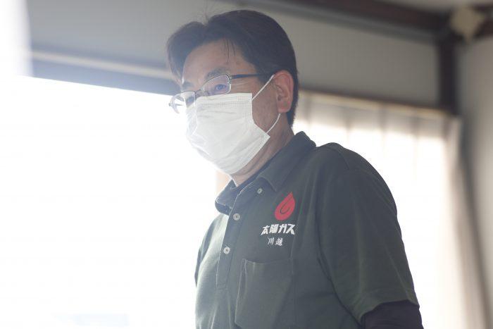 電力事業部 川越幸一さん